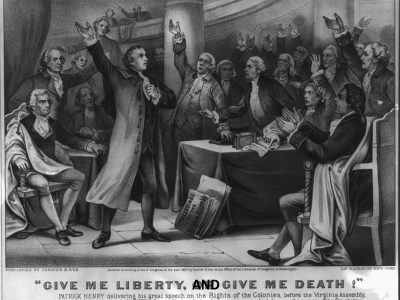 Murphy's Law: Give Me Liberty and Give Me Death