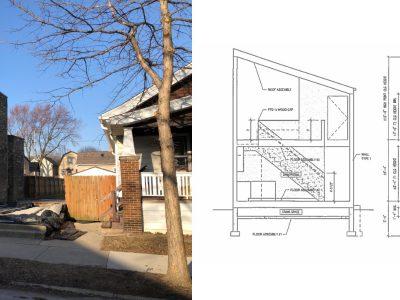 2549-2551 S. Logan Ave.