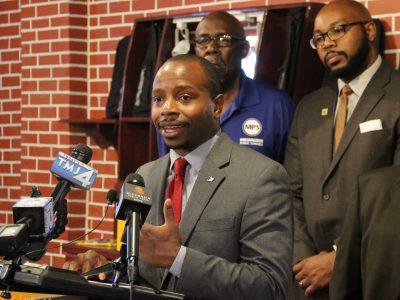 City Hall: The Rise of Cavalier Johnson