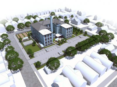 Plats and Parcels: Affordable Housing Redevelopment for 37th Street School Gets City Funding
