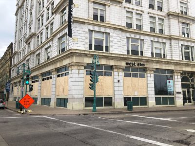Eyes on Milwaukee: Boarded Up Businesses Appear Across Milwaukee