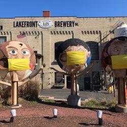 Lakefront Brewery. Photo by Jeramey Jannene.