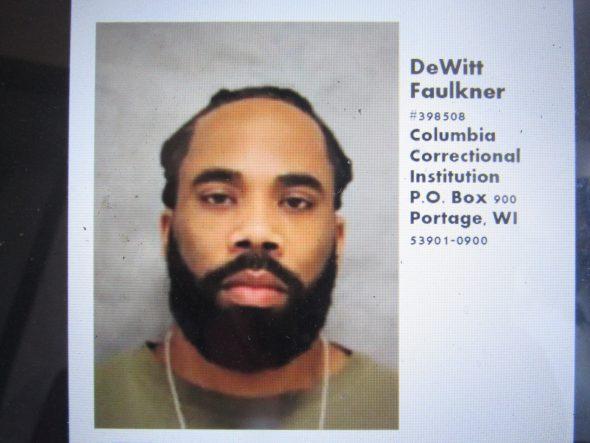 DeWitt Faulkner. Photo by Isiah Holmes/Wisconsin Examiner.