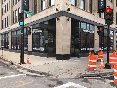 Half of State's Restaurants Shut Down