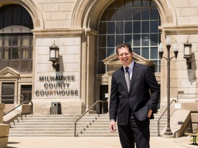 Judge Jack Dávila launches campaign for Milwaukee County Circuit Court, Branch 1