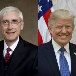 Evers Joins Phone Call With Trump