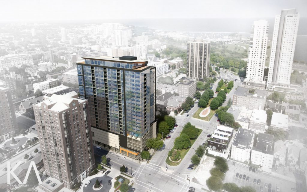Ascent. Rendering by Korb + Associates Architects.