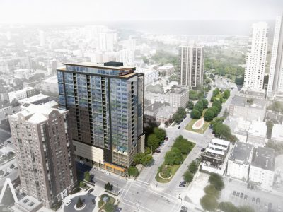Eyes on Milwaukee: Construction Begins On World's Tallest Timber Tower