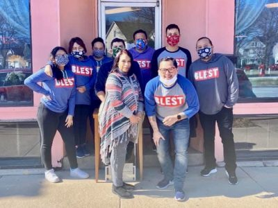 Local Tailor Sews Free Masks For Community