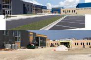 Cristo Rey High School. Rendering by Bray Architects. Photo by Jeramey Jannene.
