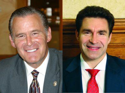 City Hall: Council Bids Farewell to Bob and Tony