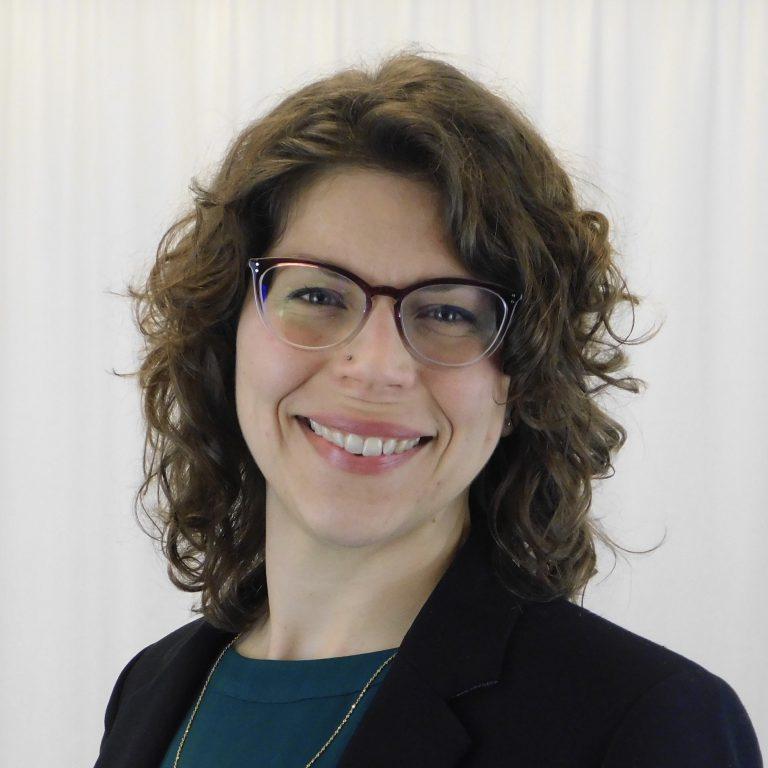 Elizabeth Angeli. Photo courtesy of Marquette University.