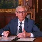 Avoid Public Gatherings, Evers Urges People
