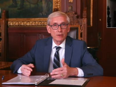 Evers Joins Six Governors in Planning Reopening