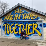 Washington Heights Mural Has Simple Message