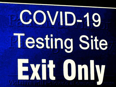 State Races To Do More COVID-19 Testing