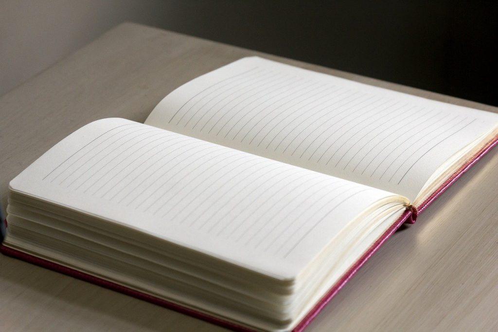 Journal. (Pixabay License)