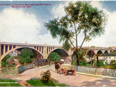 Lost Milwaukee: The Mighty Grand Avenue Viaduct