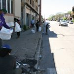 Milwaukeeans Show Up To Clean Up Streets