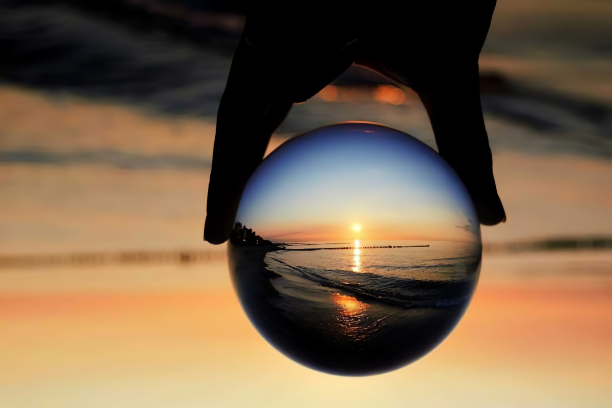 Crystal ball. (CC0 Public Domain)