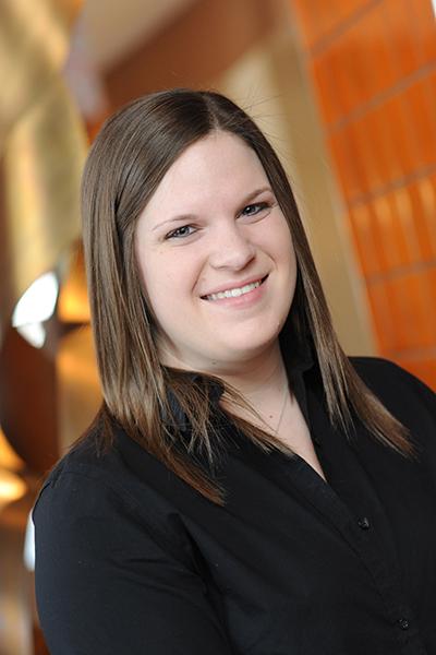 Erin Bertocchi. Photo courtesy of Mortenson Construction.