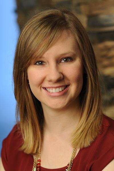 Maggie Bork. Photo courtesy of Mortenson Construction.