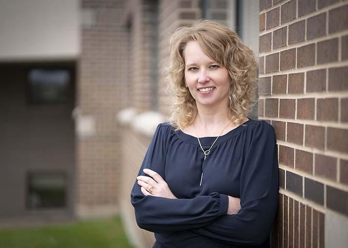 Cynthia Prest. Photo courtesy of MSA Professional Services, Inc.