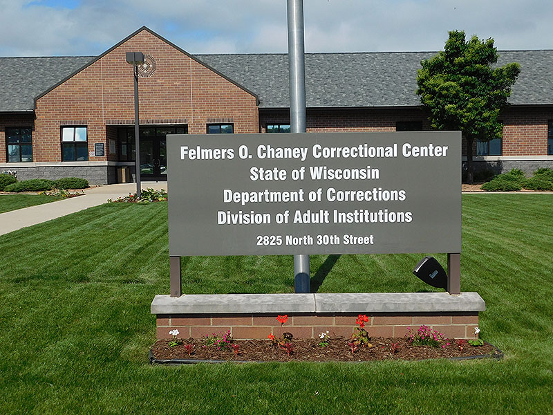 Felmers O. Chaney Correctional Center. Photo from the Department of Corrections.