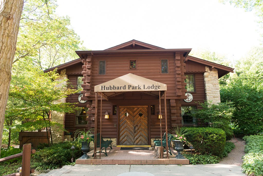 Hubbard Park Lodge. Photo courtesy of Vecchio Entertainment Group