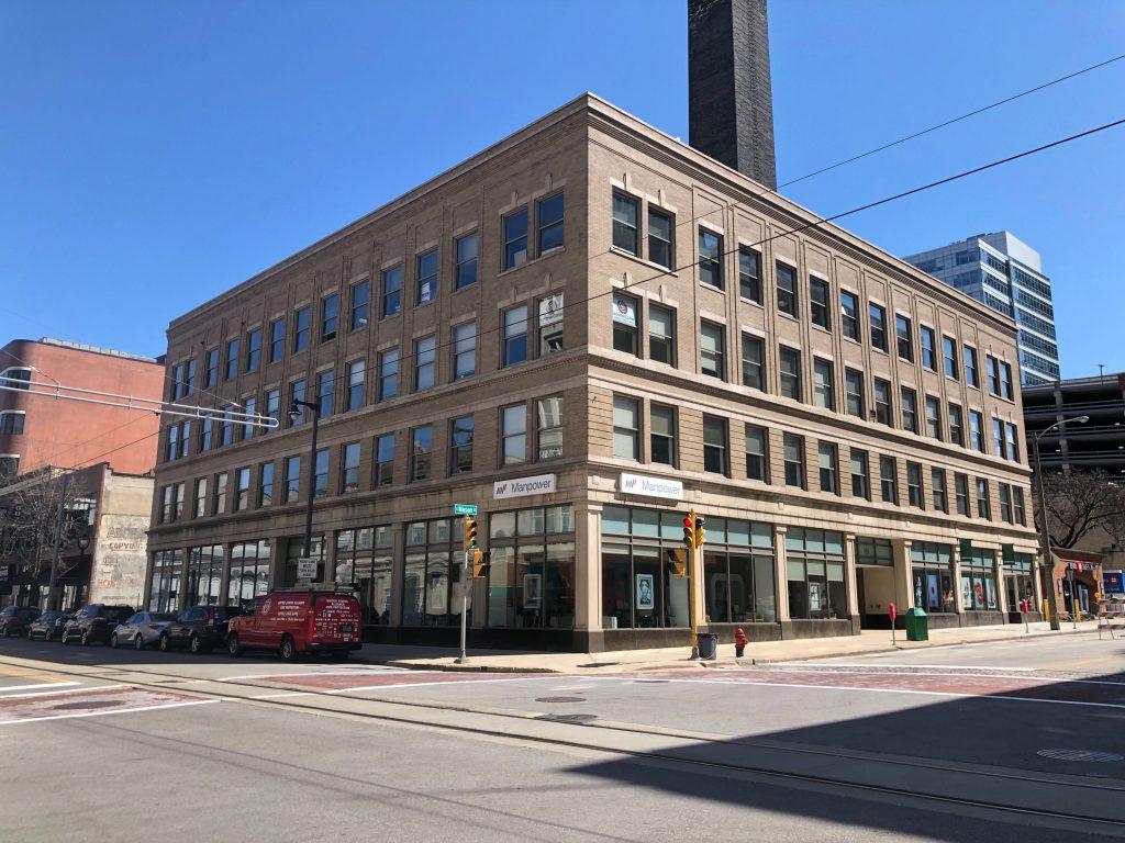 Monroe Building, home of the MMAC. Photo by Jeramey Jannene.