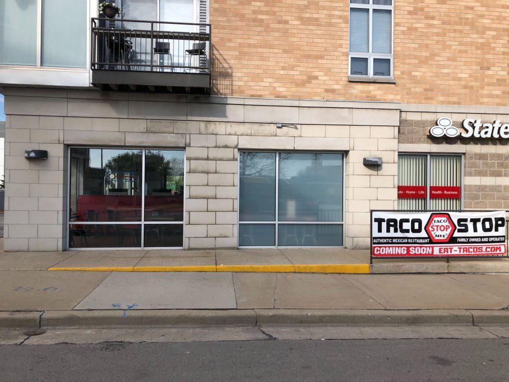 Taco Stop. Photo by Jeramey Jannene.