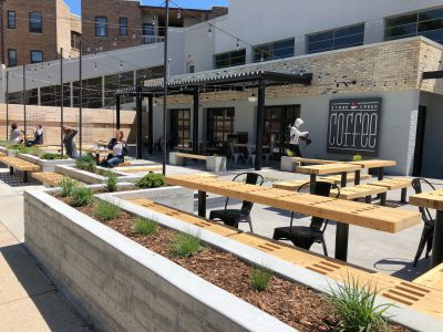 Dining: Stone Creek Reopens Downer Cafe