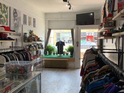 New Shop is Selling Nostalgic Streetwear