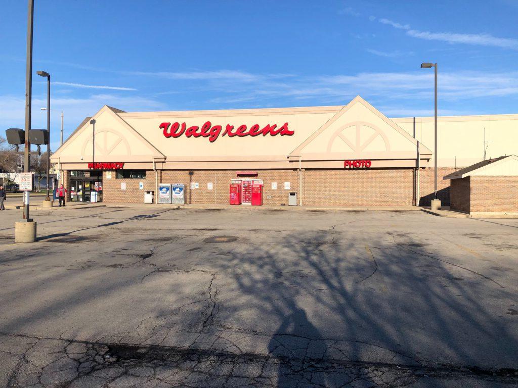 Walgreen, 620 W. Oklahoma Ave. Photo by Jeramey Jannene.