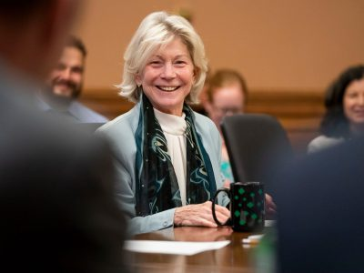 Janet Bewley Is New State Senate Minority Leader
