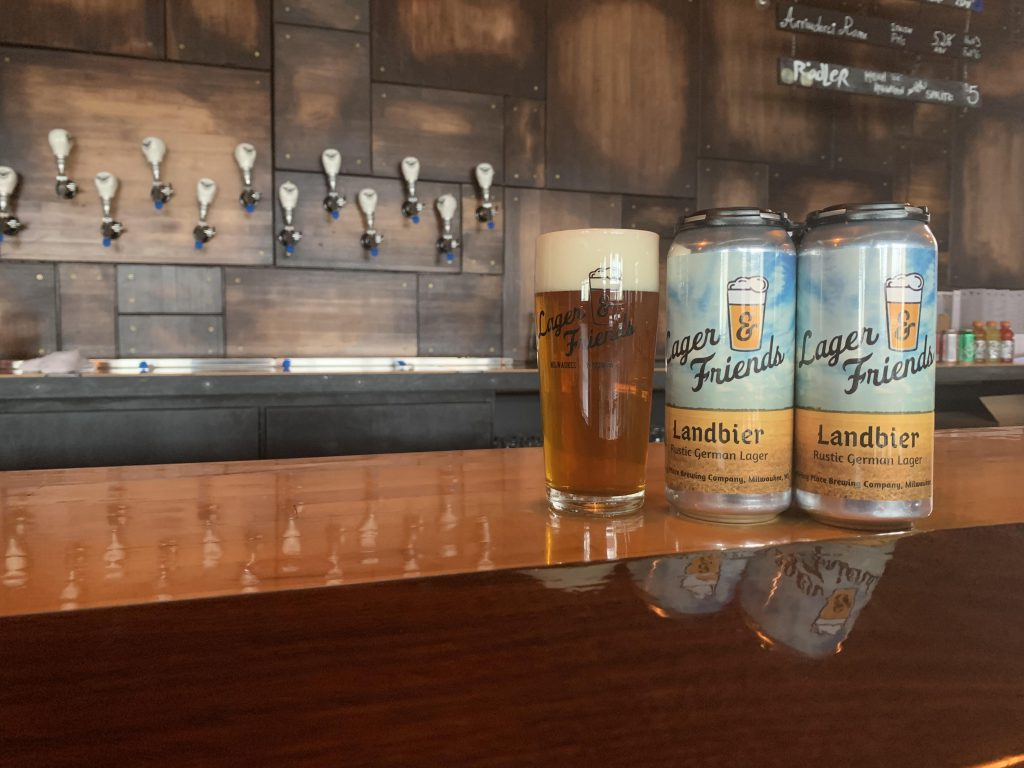 Lager & Friends Bundle. Photo courtesy of Gathering Place Brewing.