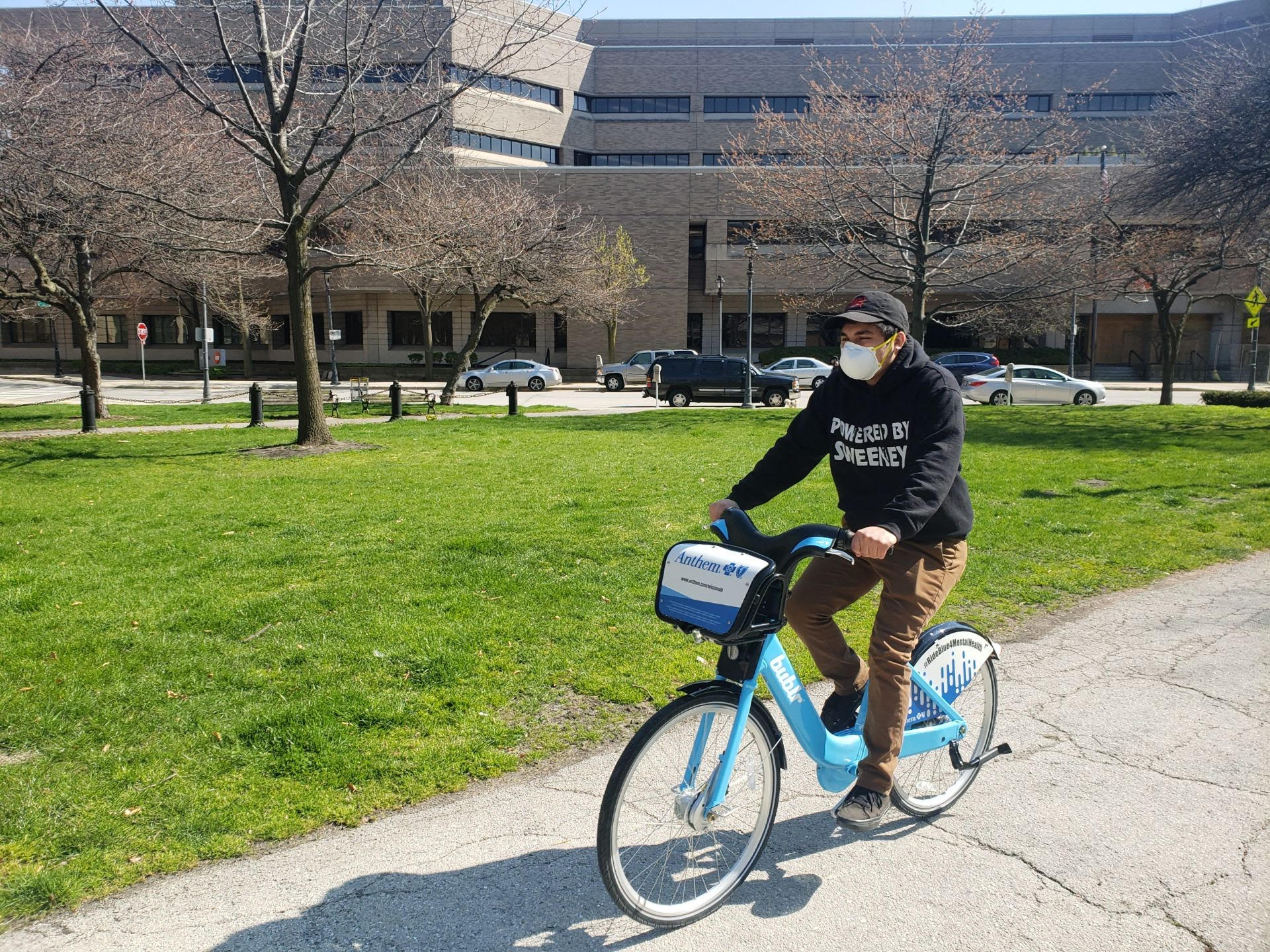 Free 30-Minute Bublr Bike Rides on Election Day