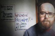 Ben Turk, organizer with Forum For Understanding Prisons (FFUP) (Photo by Isiah Holmes)