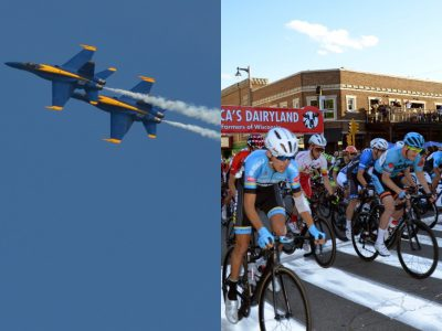 Air Show, Bike Racing Series Canceled