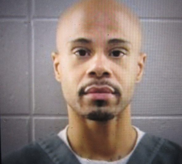 Kenneth Gray, incarcerated within the Racine Correctional Institution. Photo by Isiah Holmes/Wisconsin Examiner.