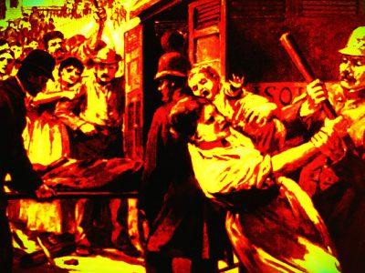 City's Smallpox Quarantine Created a Furor