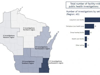 Over 38% of Those That Died From COVID-19 Lived in Long-Term Care Facilities