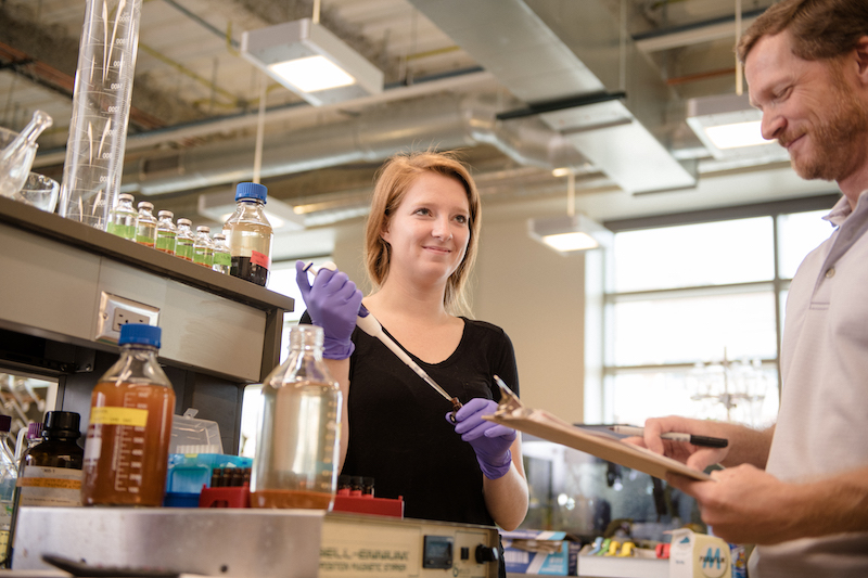 Marquette doctoral student receives National Science Foundation fellowship