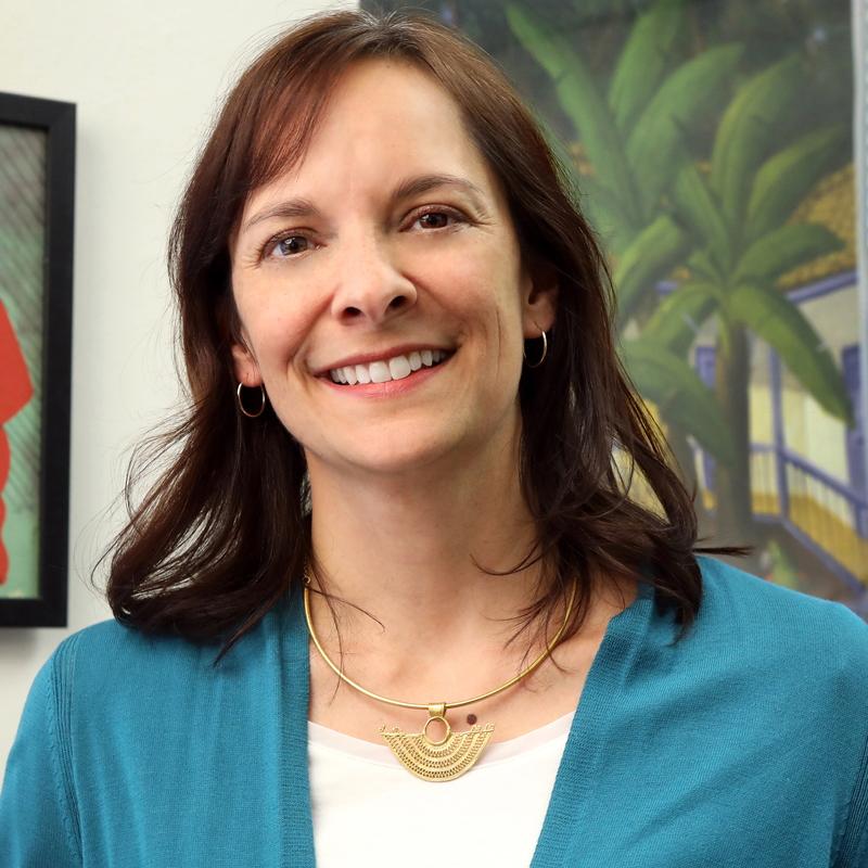 Lisa Edwards. Photo courtesy of Marquette University.