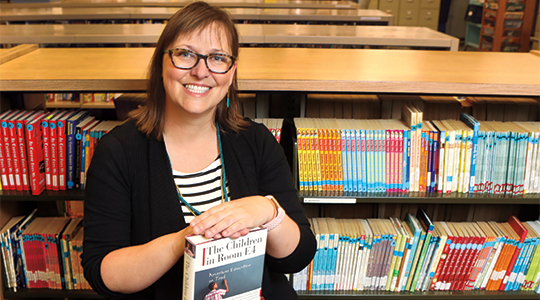Melissa Gibson. Photo courtesy of Marquette University.