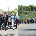 Pastors Lead Peaceful Protest, But Second March Draws Police in Riot Gear