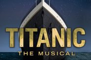 Milwaukee Repertory Theater is Titanic, The Musical