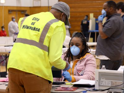 Wisconsin Grapples With Holding Elections During Pandemic