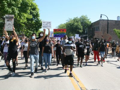 This Weekend's Protests Against Police Brutality