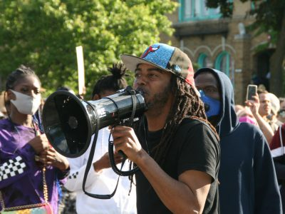 Protest Leader Frank Nitty Released